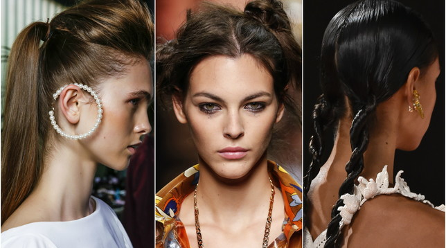 Capelli primavera 2020, 3 look facili da fare da sole a casa