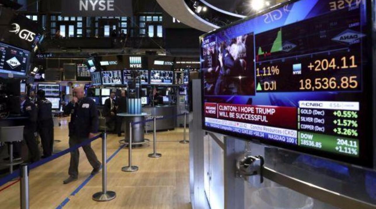 Wall Street chiude in positivo: Dow Jones +2,23%,Nasdaq+1,72%