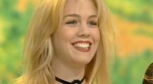 """Buon compleanno Jennie Garth, rivediamo la Kelly di """"Beverly Hills"""" a """"Buona Domenica"""""""