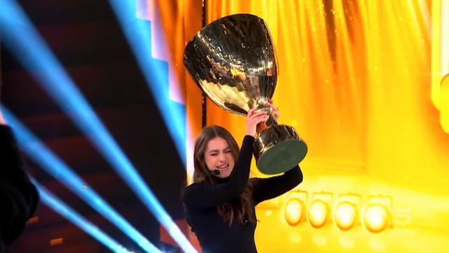 Gaia Gozzi è la vincitrice di