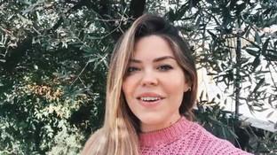 """Verissimo, il videomessaggio di Costanza Caracciolo alle neomamme: """"Con il vostro bimbo non sarete sole"""""""