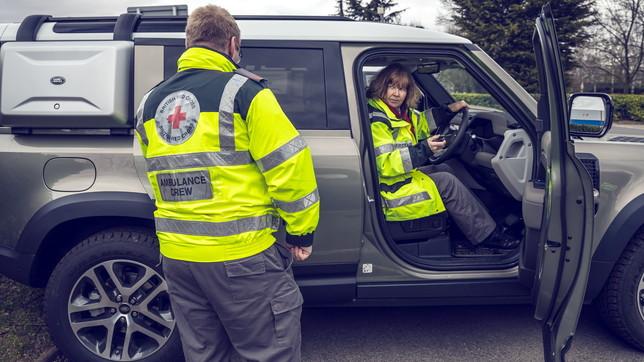 Partner della Croce Rossa da 65 anni