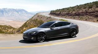 Tesla Model S, l'upgrade è continuo ed efficace
