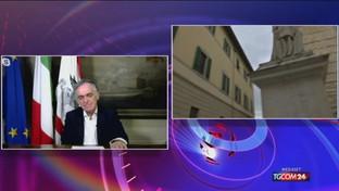 """Toscana, Rossi a Tgcom24: """"Chiederò alle imprese un piano di sicurezza per riaprire"""""""