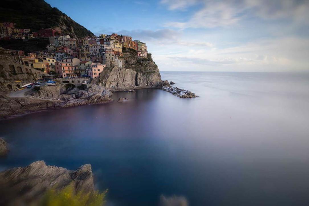 Liguria: a spasso nelle Cinque Terre, a 360°