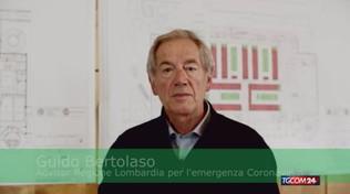 Lombardia, l'annuncio di Fontana: