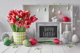 Pasqua a casa: rendila speciale con le idee fai da te