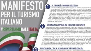 Coronavirus, il Manifesto per il turismo in Italia: le richieste del settore al governo