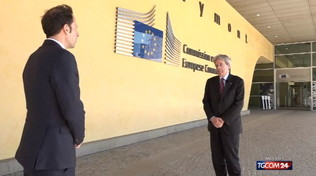 Gentiloni: Paesi Ue facciano altro passo avanti |Von der Leyen: