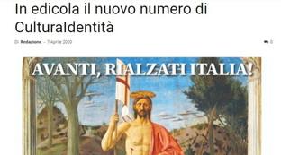 CulturaIdentità, il nuovo numero sulla Storia d'Italia degli ultimi 150 anni