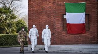 Coronavirus, Toscana: stop all'isolamento a casa, sì la trasferimento in alberghi sanitari