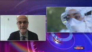 """Coronavirus, l'epidemiologo a TgCom24: """"La cosa più importante è schiacciare il picco"""""""