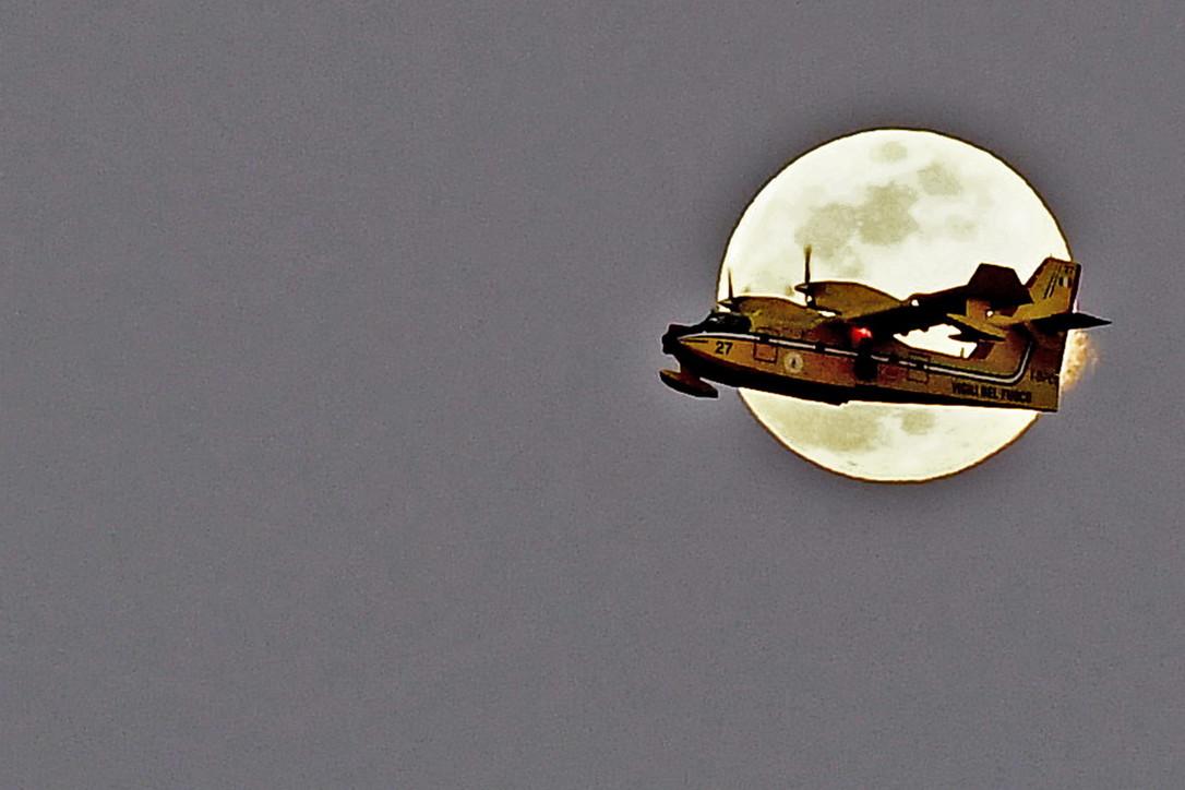 Superluna, le foto più belle