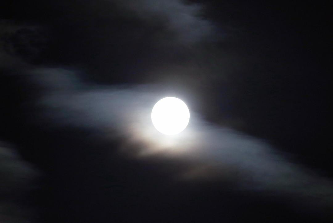 Ecco la Superluna, la più grande e brillante del 2020