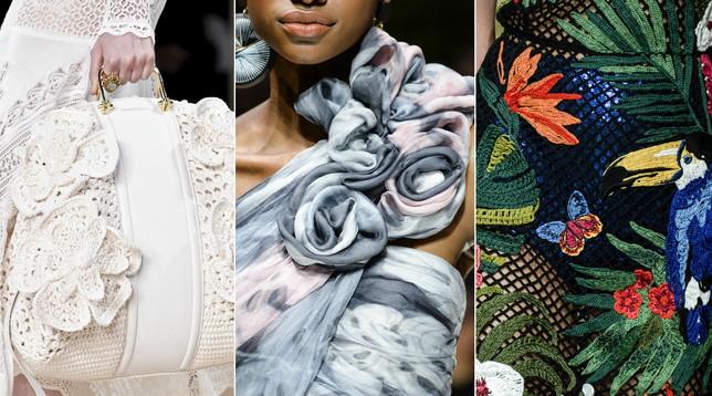 Moda, uncinetto e lavori a maglia: spunti e ispirazioni dalle sfilate