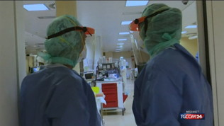 Coronavirus, due infermiere dell'ospedale di Bergamo: