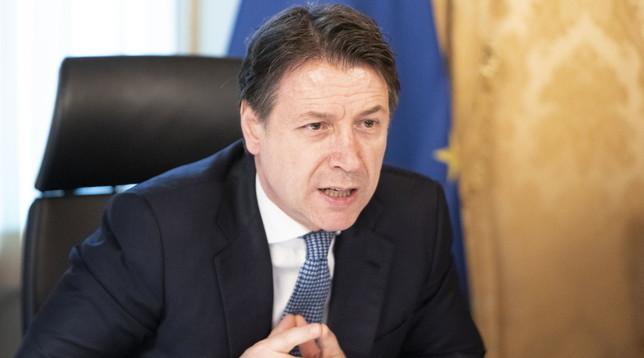 Coronavirus, Conte: se l'Ue non si darà strumenti finanziari all'altezza della sfida, faremo senza l'Europa