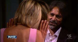 """""""GF Vip"""", Antonella Elia ritrova il fidanzato Pietro: """"Dovrai corteggiarmi di nuovo"""""""