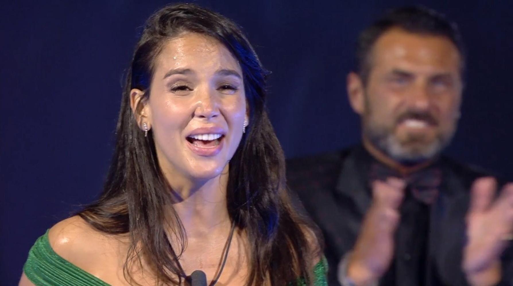 """Rivediamo la vittoria al """"GF Vip"""" di Paola Di Benedetto"""