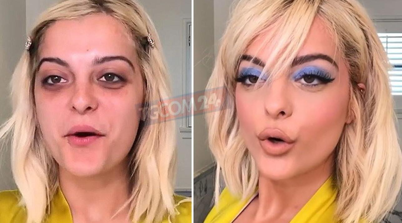 Bebe Rexha, che trasformazione!