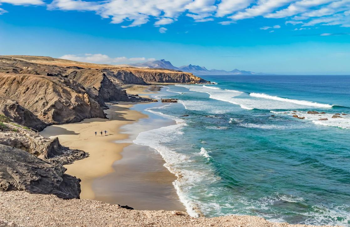 Canarie, l'eterna primavera dell'isola di Fuerteventura