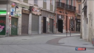 Coronavirus, in Sardegna tutto chiuso
