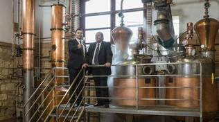 Le distillerie Caffo acquisiscono lo storico brand Petrus Boonekamp
