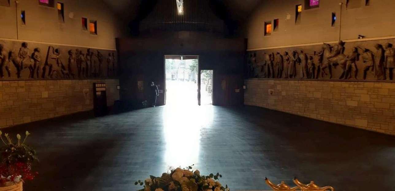 """Coronavirus, Gori: """"Finalmente la chiesa del cimitero di Bergamo è vuota"""""""