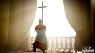 Pope Simulator, il gioco che simula la vita del Papa