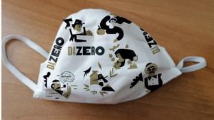 Coronavirus, insieme alle pizze a casa arriva... una mascherina: l'iniziativa di una pizzeria tra Milano e Torino