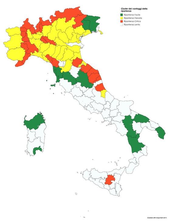 Coronavirus, verso la Fase 2: quanto le città italiane sono pronte a ripartire