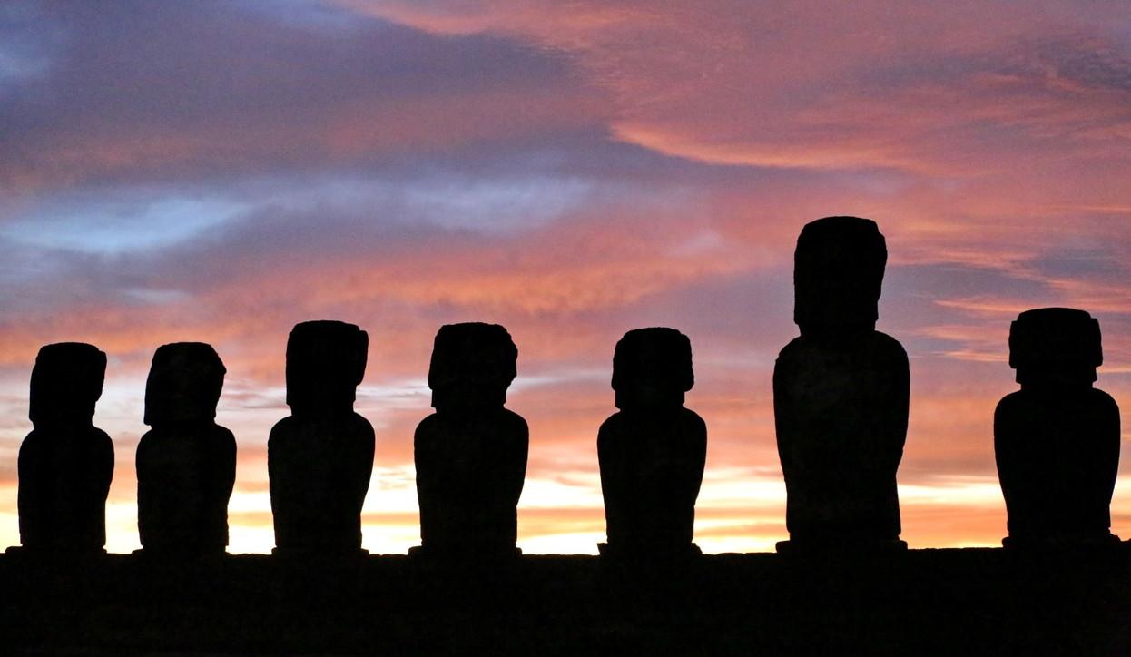 Donnavventura: le meraviglie e i misteri dell'Isola di Pasqua