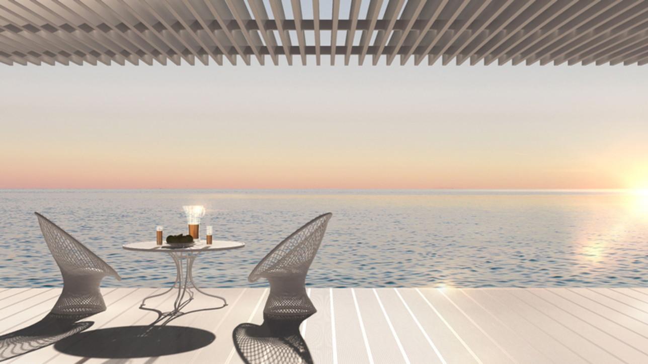 Dieci verande da sogno per incantarsi davanti al mare
