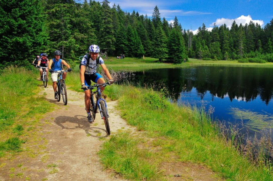 Slovenia, dalle Alpi al mare, il paradiso dei ciclisti
