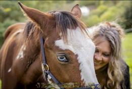Fase 2, la ripartenza con i cavalli: la storia di Eliana Rota