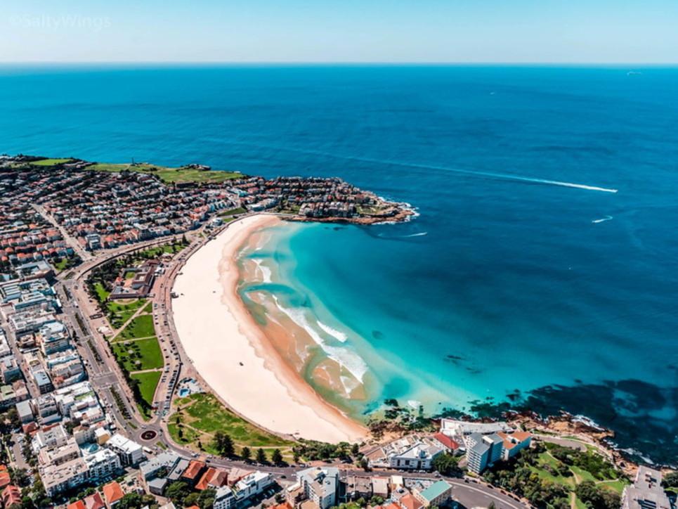 Australia: la quarantena ha svuotato le belle spiagge di Sydney
