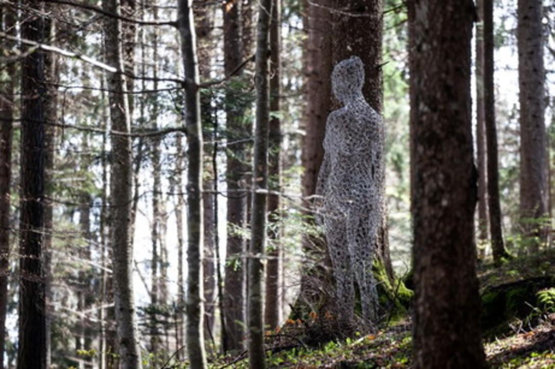 Val di Sella in Trentino: quando l'arte si sposa con l'ambiente