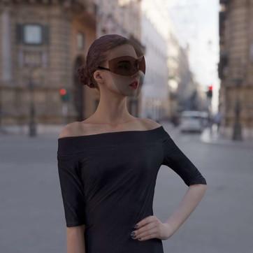 Fase 2, la mascherina sì ma solo fashion