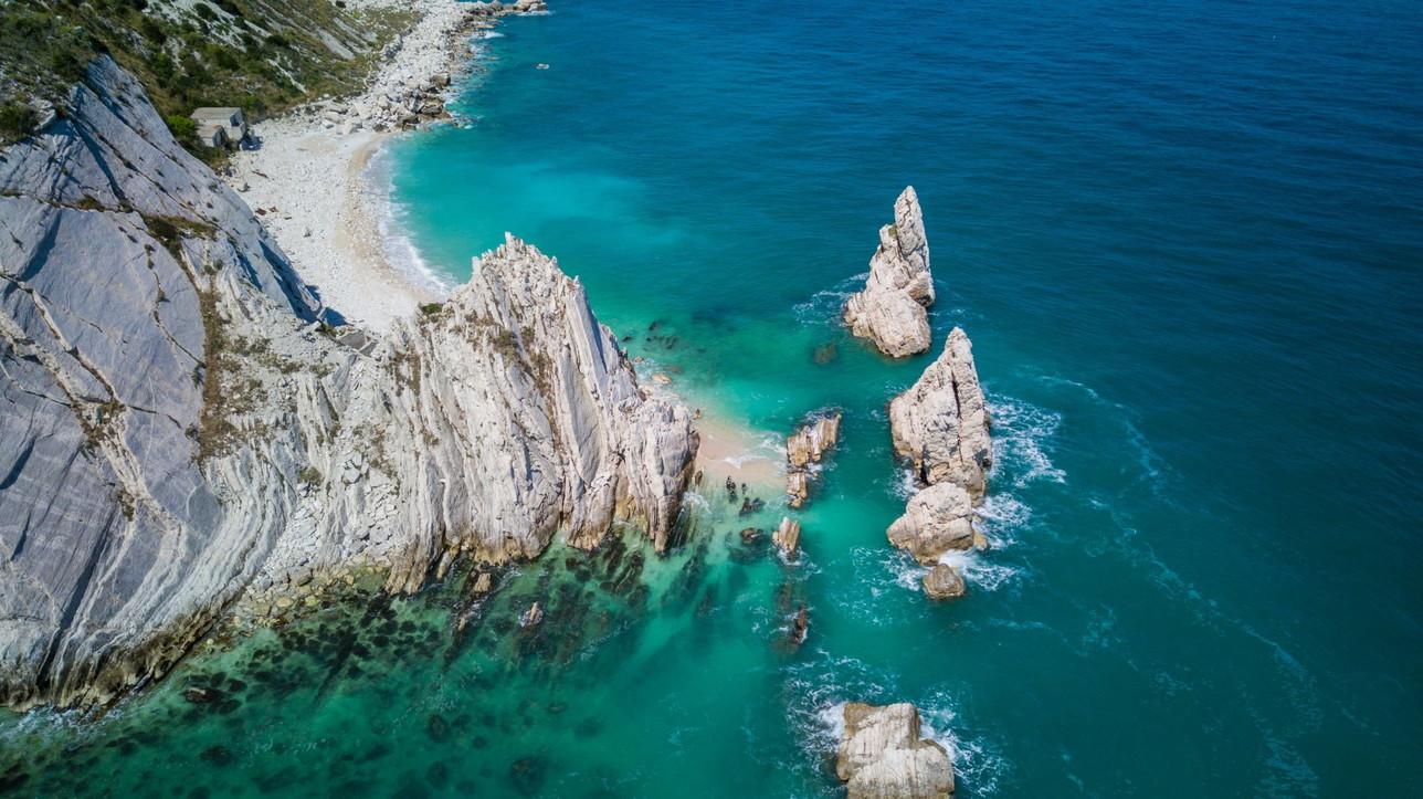 Dieci spiagge d'Italia che non ci fanno desiderare di andare all'estero
