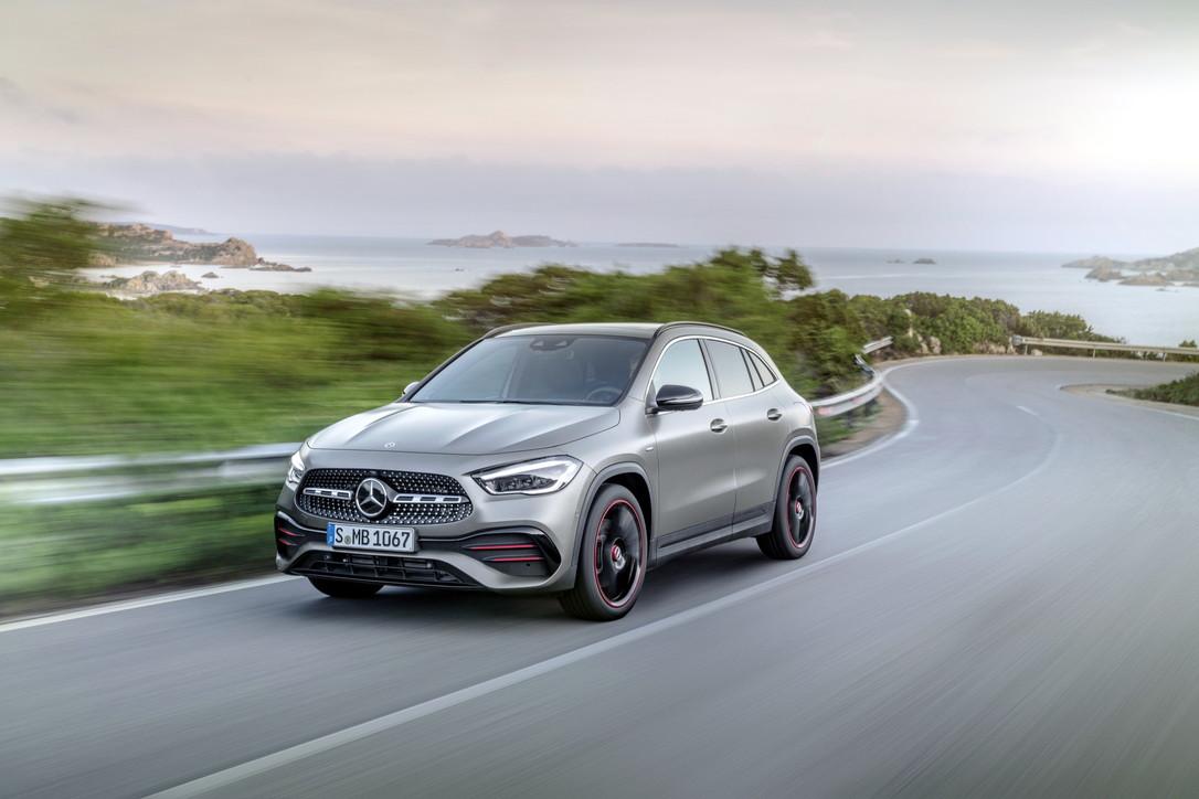 Ecco il Nuovo Mercedes GLA