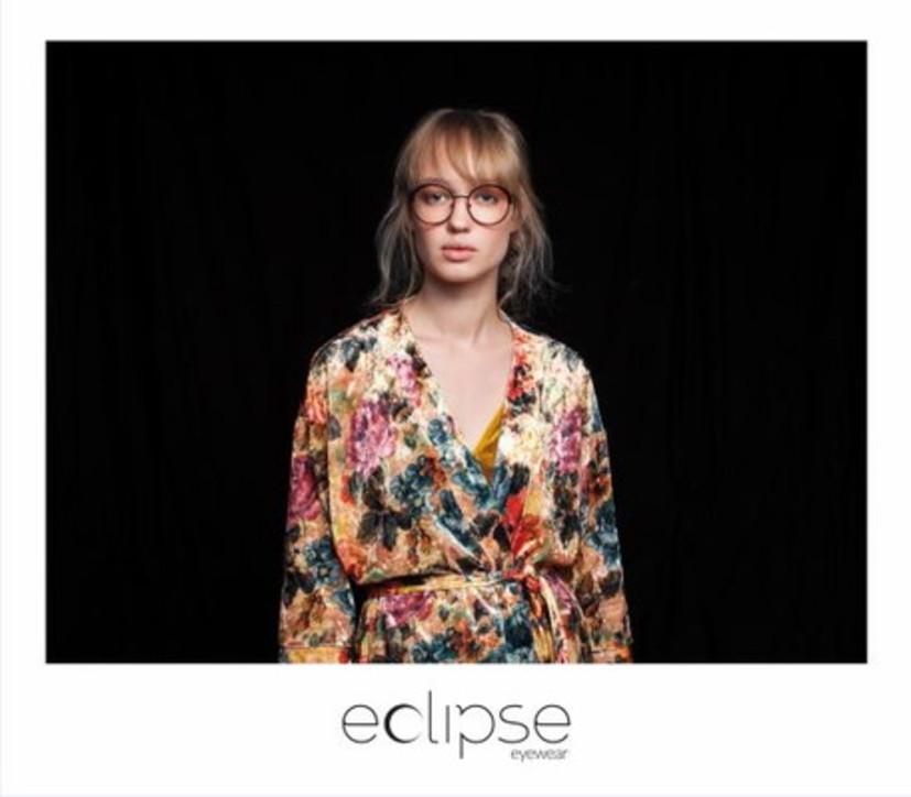 Eclipse Eyewear. La complessità del fascino femminile si riflette in un occhiale senza tempo