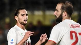 Juve: Rabiot scontento ma torna a Torino, Higuain arriva venerdì