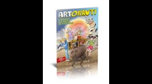 Il coronavirus ha chiuso i musei: le figurine degli Artonauti ci fanno ammirare le opere più belle