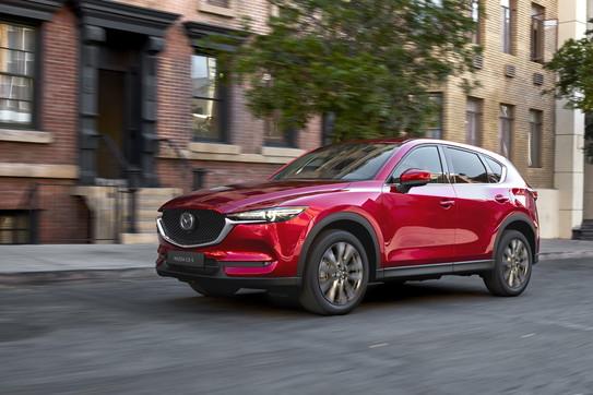 Ecco la nuova Mazda CX-5 2020