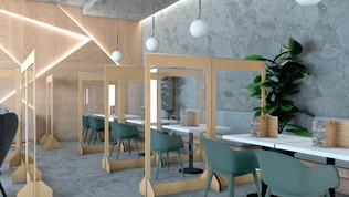 Fase 2, il pannello intelligente che mette in sicurezza i ristoranti