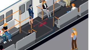 Fase 2, come si andrà sui mezzi pubblici