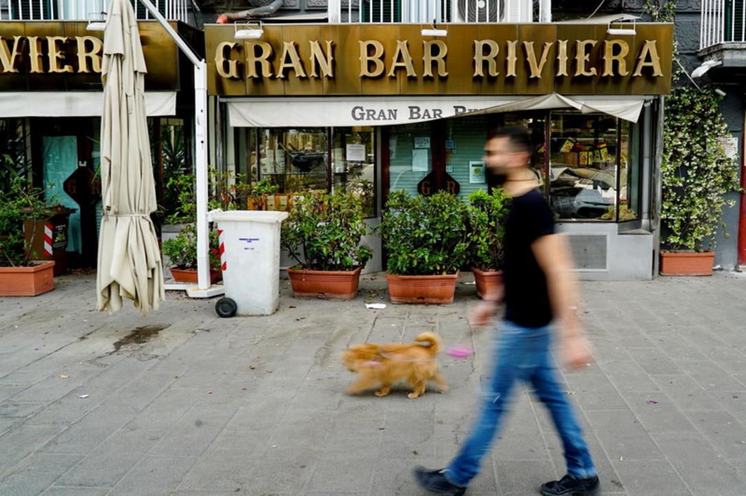 Fase 2, a Napoli i big del caffè restano ancora chiusi
