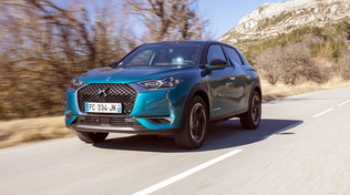 DS 3 Crossback con Drive Assist di Livello 3