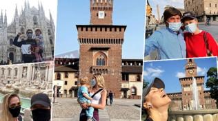 Turisti per caso, i vip riscoprono le città italiane