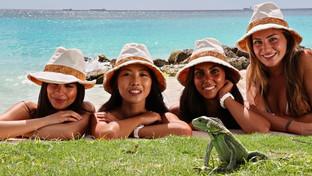 Le meraviglie di Aruba con le inviate di Donnavventura